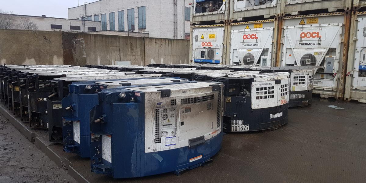 Rental of generators